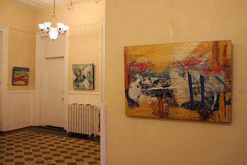 C mo enmarcar un cuadro al leo galer a de arte sorolla blog for Marcos para lienzos