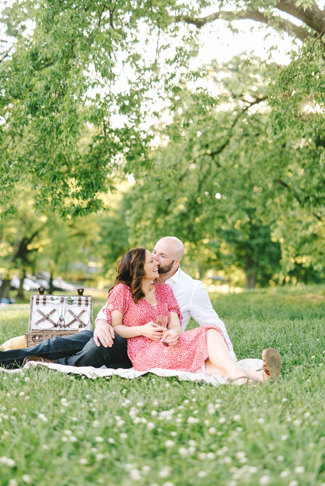 Servier Park: The Best Nashville Engagement Session Locations from Kéra Photography featured on Nashville Bride Guide