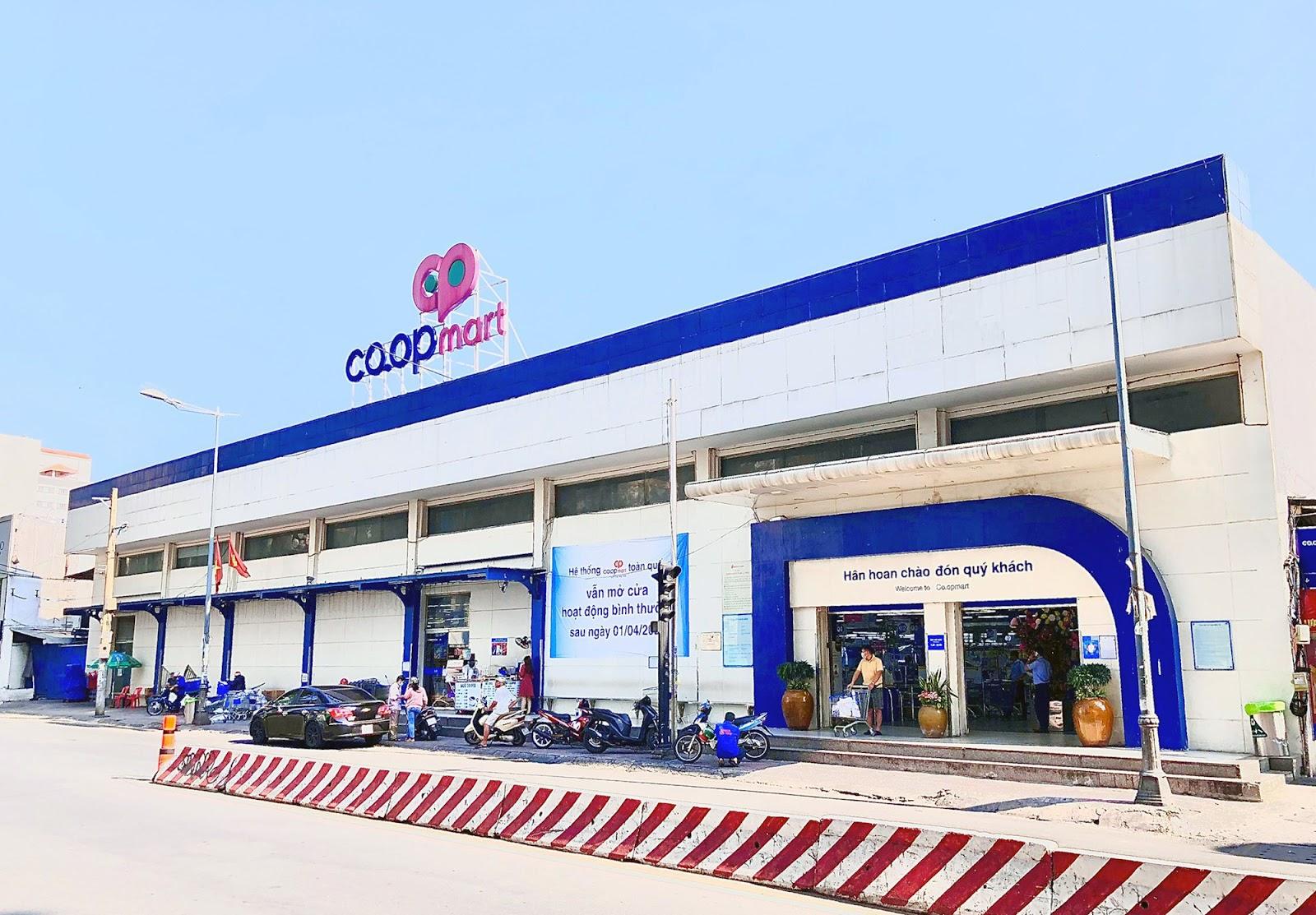 Rộ thông tin Co.opmart đầu tiên tại TP HCM sắp đóng cửa - Báo Người lao động