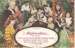Mujercitas (1949, Mervyn LeRoy)
