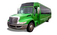 Party Bus transfer from Calgary to lake Louise