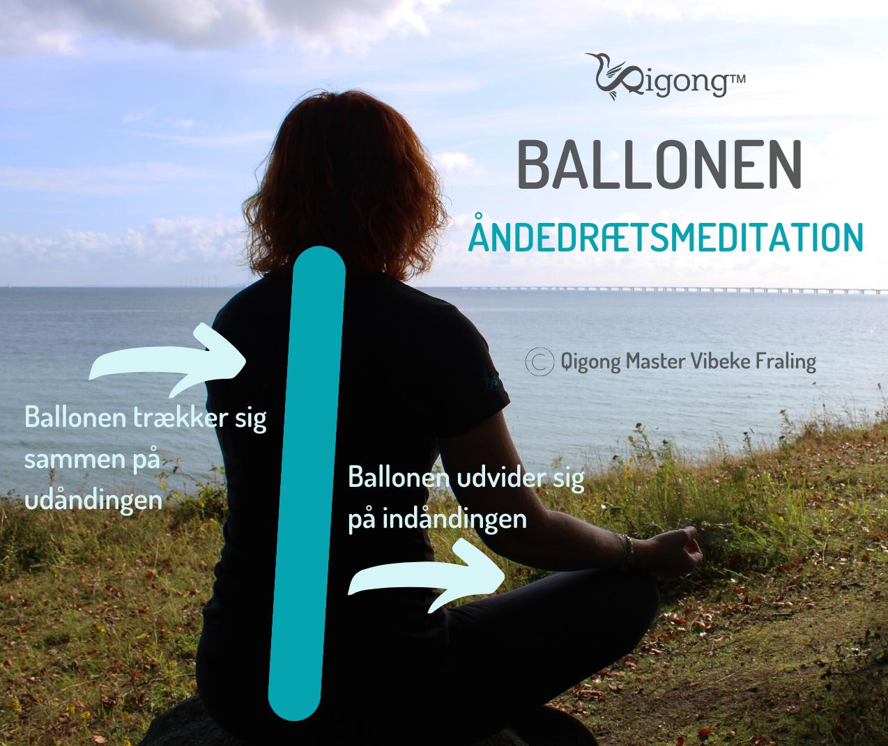 ballon åndedrættet