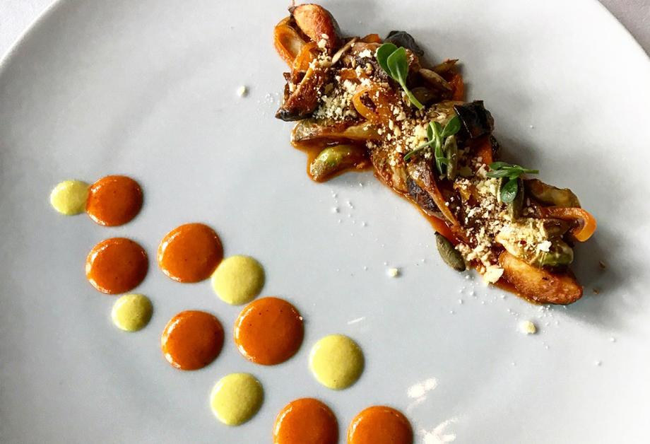 Amaranta: Nuevo menú degustación al centro y para taquear 1