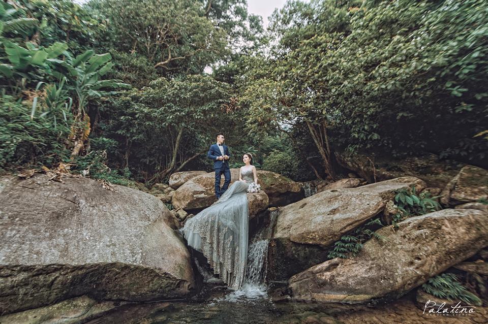 chụp ảnh cưới tam đảo ở PALATINO STUDIO