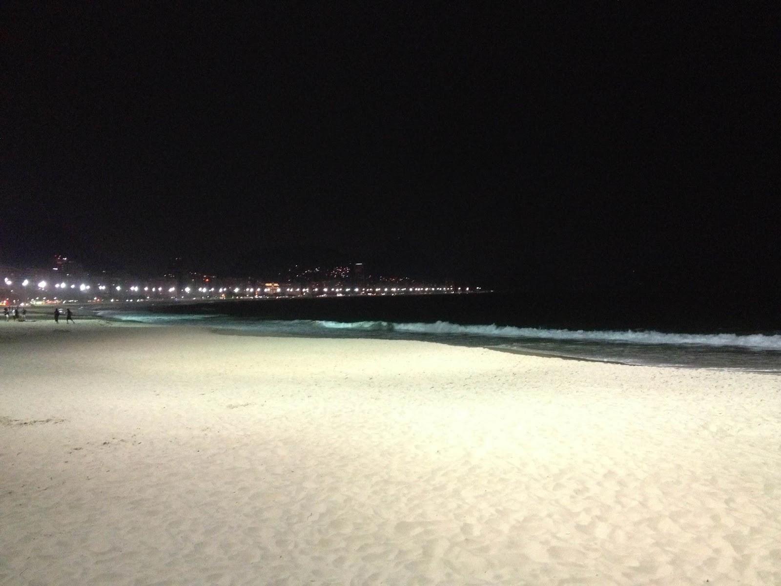 Pláž Copycabana