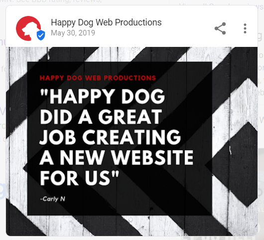 Happy Dog Review