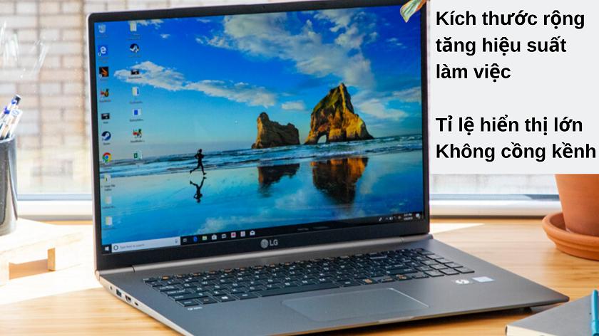 Thay màn hình laptop 16-17 inches