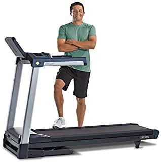 LifeSpan Fitness TR5500i Folding Treadmill