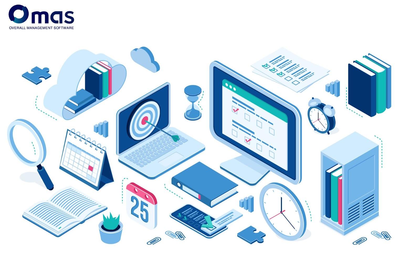 Phần mềm hỗ trợ doanh nghiệp quản lý khách hàng