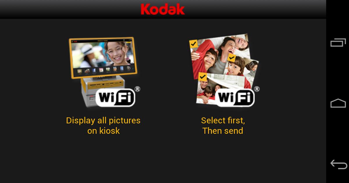 get kodak kiosk connect apk free download