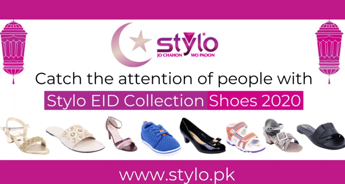 Stylo Shoes Eid collections