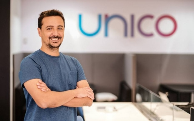 Diego Martins, presidente da startup Unico