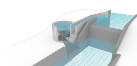 Tua bin nước xoáy: Triển vọng mới để phát triển thủy điện nhỏ 2