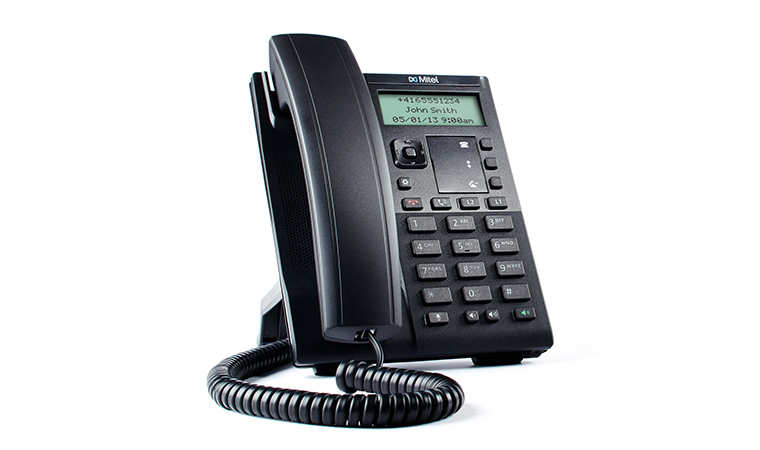 Mitel 6863 phone