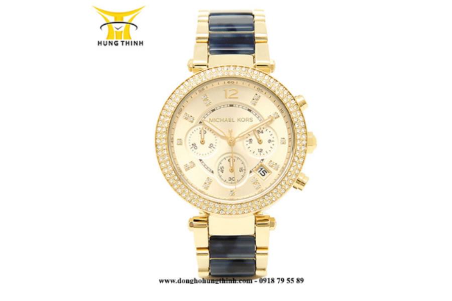 Tất cả các sản phẩm đồng hồ MK nữ chính hãng đều được sản xuất từ những chất liệu cao cấp và tốt nhất (Chi tiết sản phẩm tại đây)