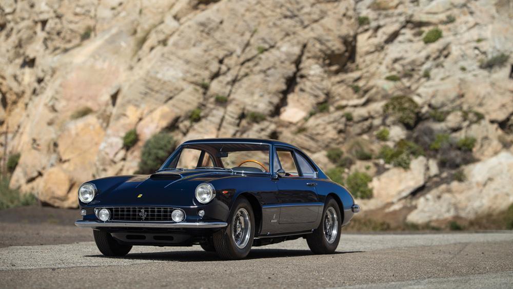 1961 Ferrari 400 Superamerica SWB Coupe