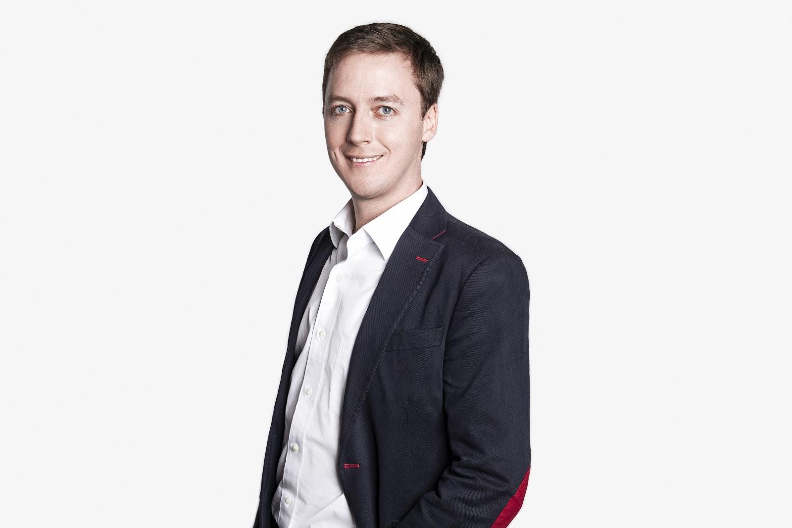 Fanatiz CEO and co-founder Matias Rivera