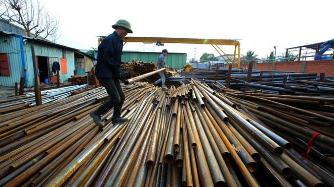 Trung Quốc tăng nhập khẩu sắt thép Việt lên gần 8 lần