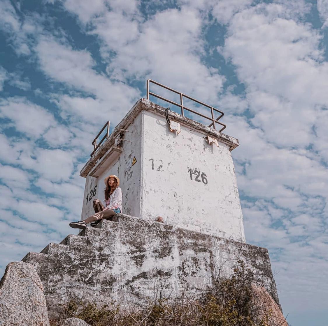 蒲台島郊遊景點