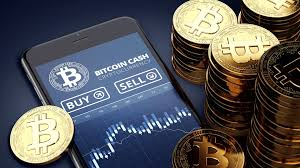 Bch data in trading: Buy/Sell