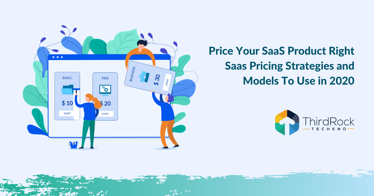 Saas product pricing strategies
