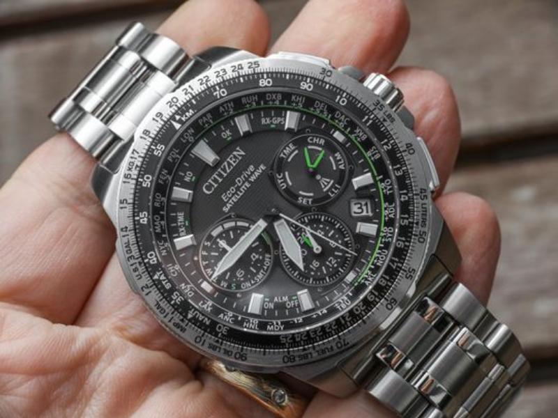 Đến với Citizen, bạn sẽ luôn tìm thấy kiểu đồng hồ mình thích