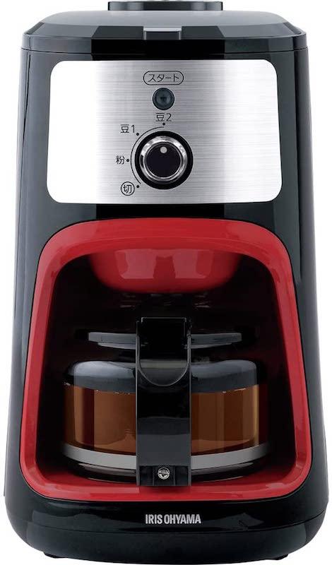 アイリスオーヤマコーヒーメーカー