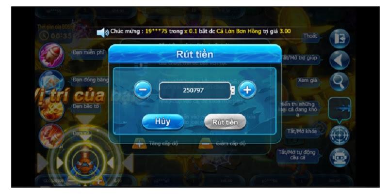 Cách chơi game bắn cá tại Bet365