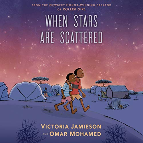 When Stars are Scattered cover art