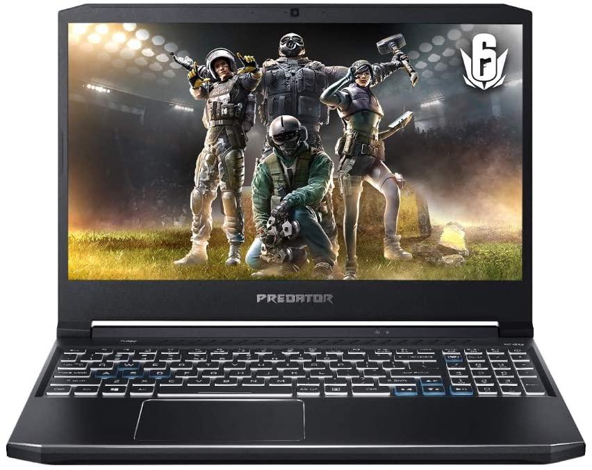 Imagem de notebook modelo  Notebook Gamer Acer Predator Helios 300 PH315-53-74BC