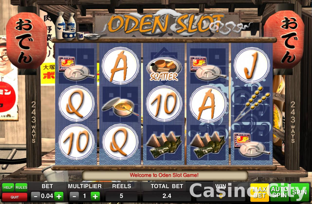 Oden Slot Play88