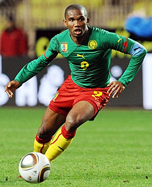 Famous Black Soccer Players