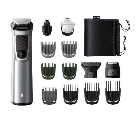 Multigroom series 7000 14-in-1, Face, Hair and Body MG7720/15 ...