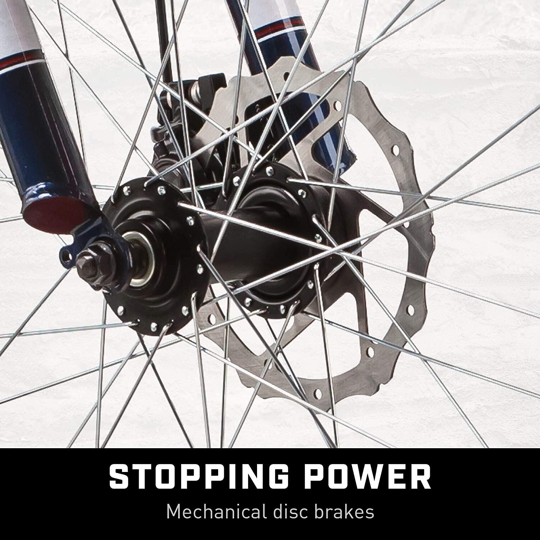 Stopping power disc brake