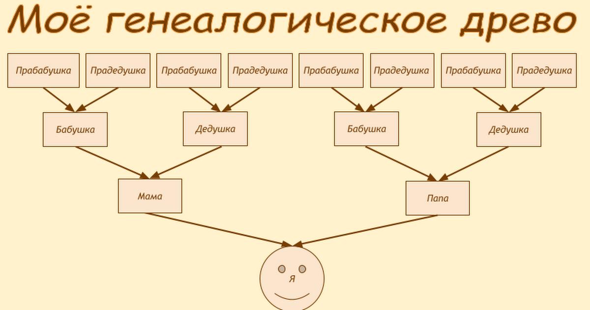 Генеалогическое Дерево Шаблон В Ворде - andmorespecification