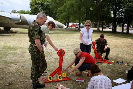 military experiential learning activity
