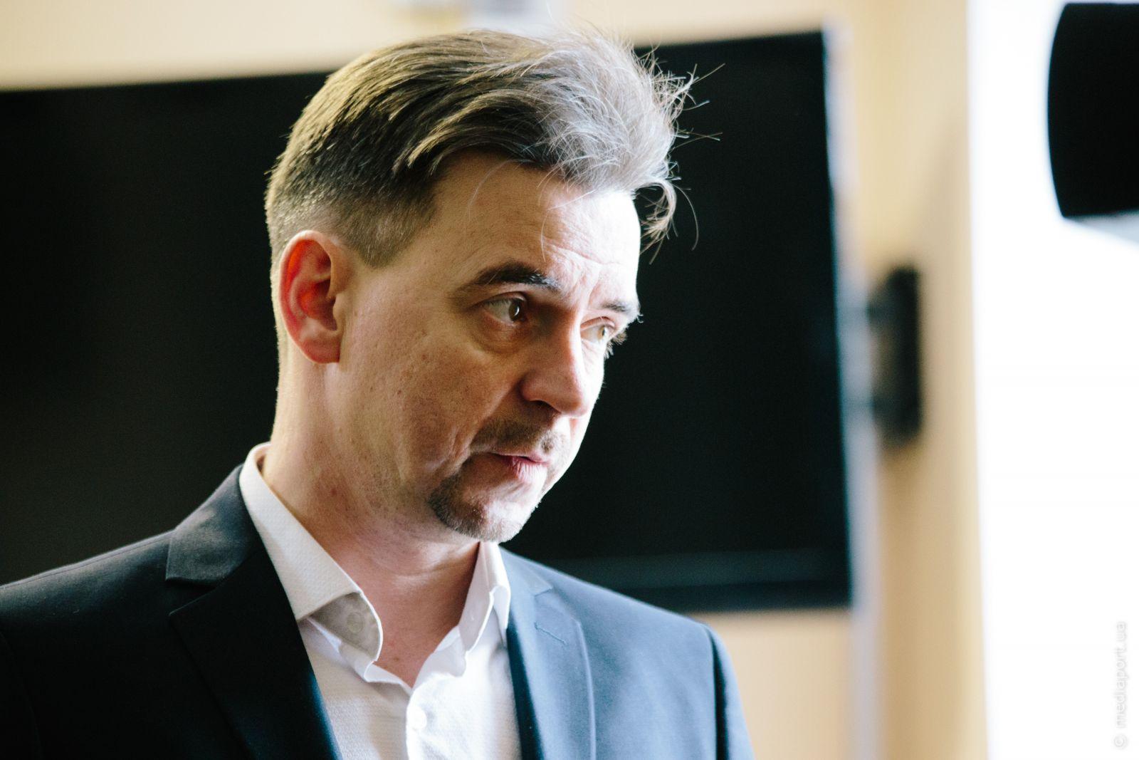Представник потерпілих Олег Головков