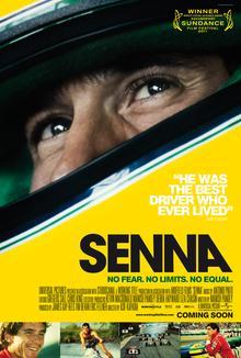 """Filmul cu masini de curse """"Senna"""""""