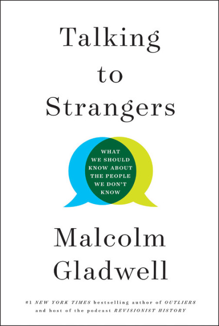 gift for CEO Talking to Strangers book malcolm gladwell guide