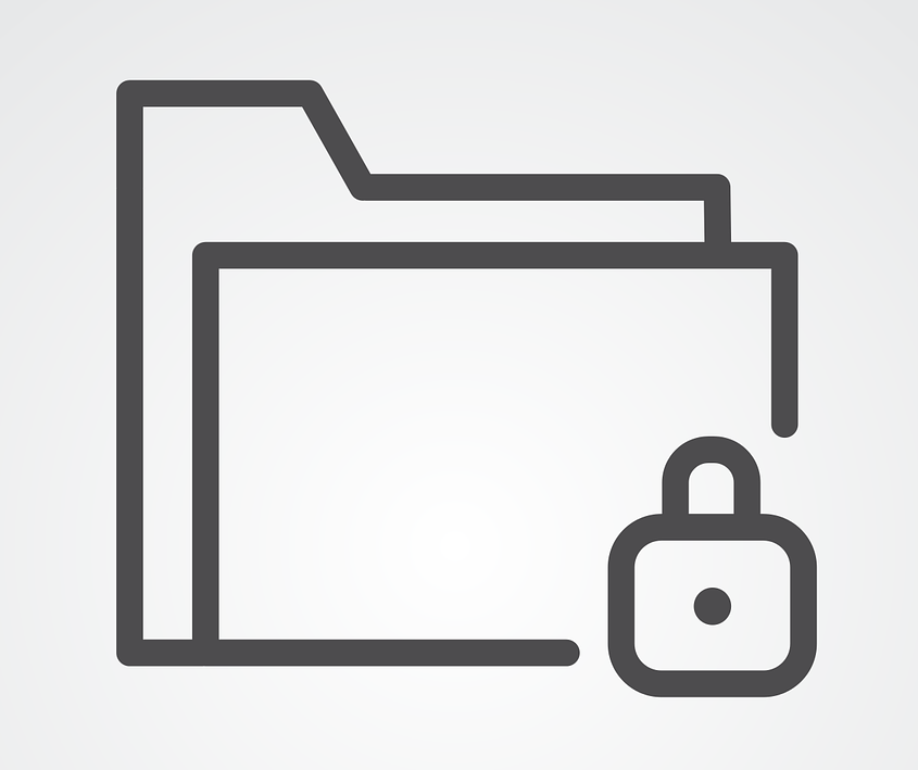 Safe and secured file storage