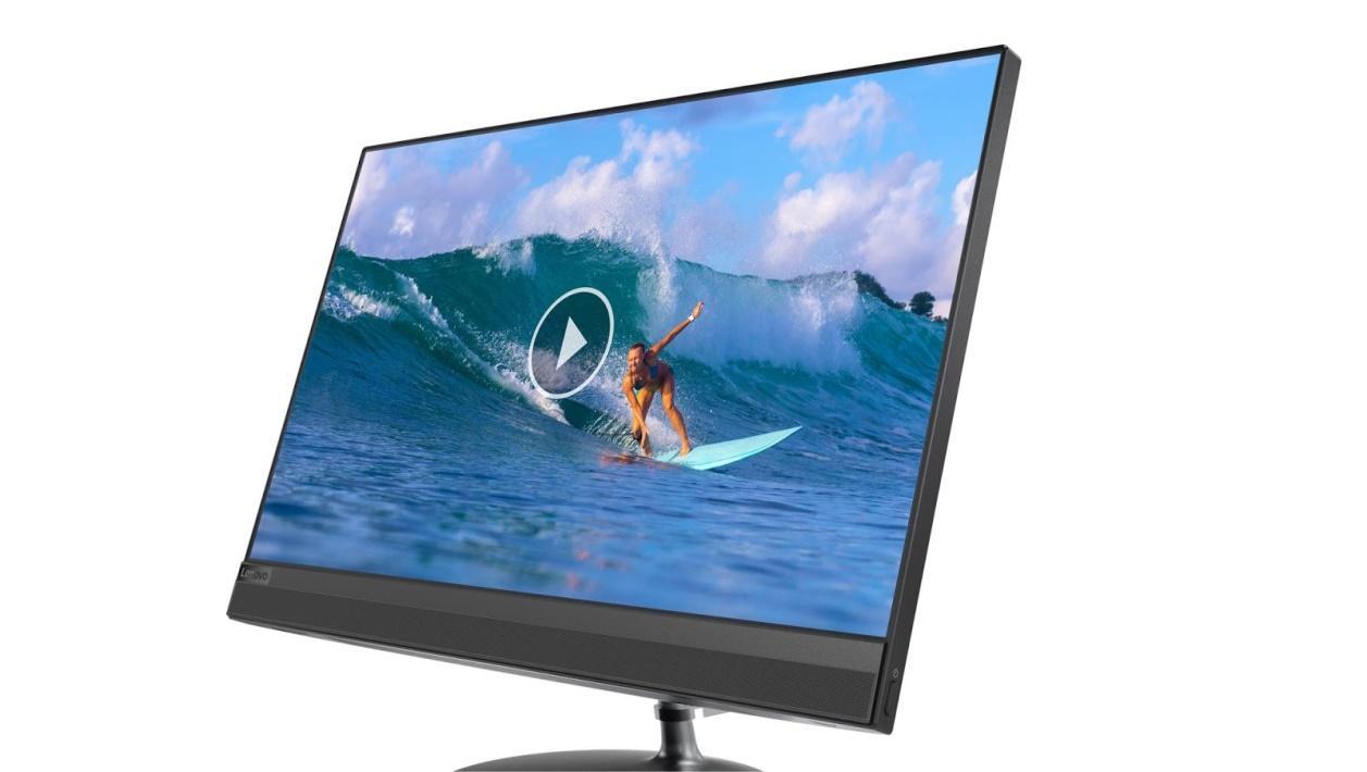 Фото3  Моноблок Lenovo IdeaCentre 520-24 Black (F0D2002HUA)