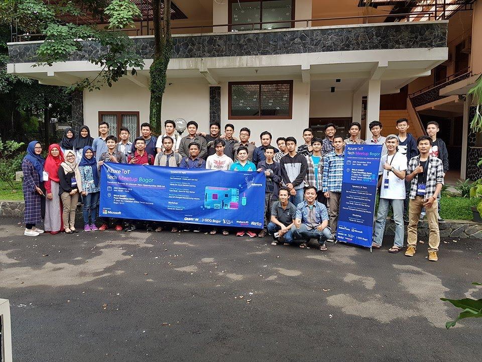 Azure IoT Tech Meetup