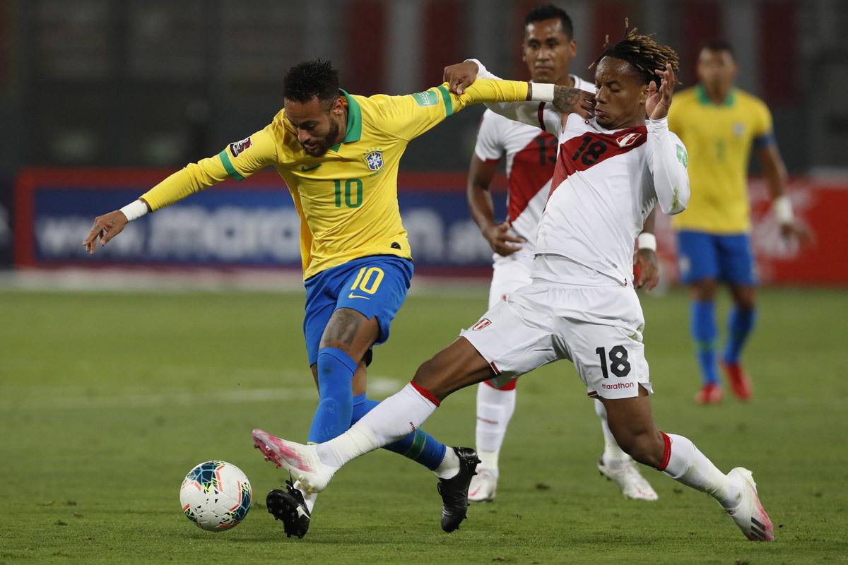 Soi kèo bóng đá Brazil vs Peru ngày 10/09/2021 1