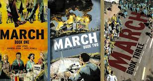 Image result for march graphic novel