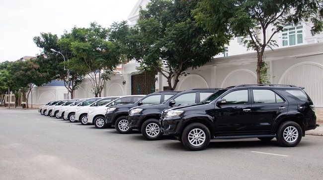 Dịch vụ cho thuê xe 7 chỗ đi Chợ Gạo uy tín nhất tại công ty Huy Đạt