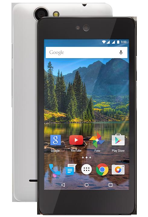 Spesifikasi Android One Mito Impact A10