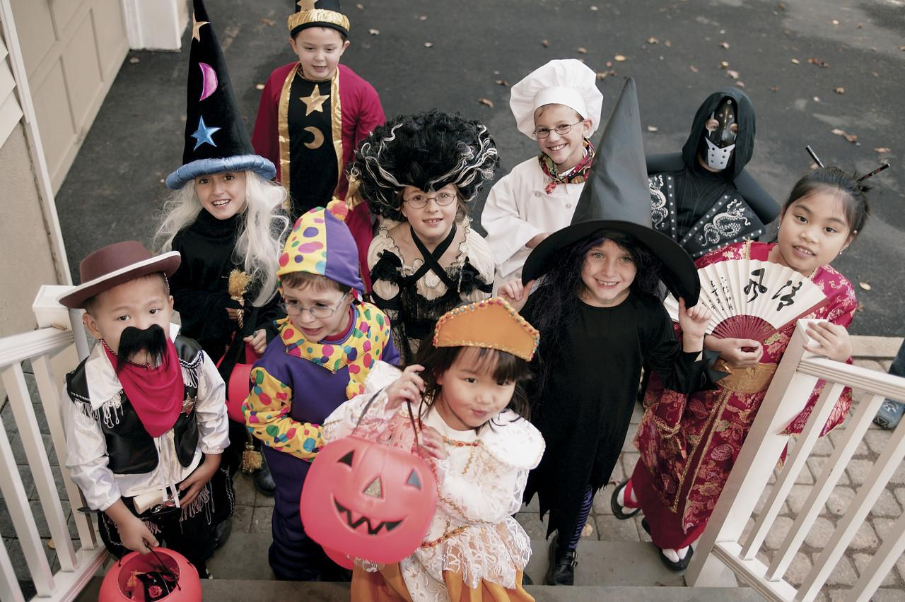 My Sidekick And Me: What Does Halloween Mean To You?