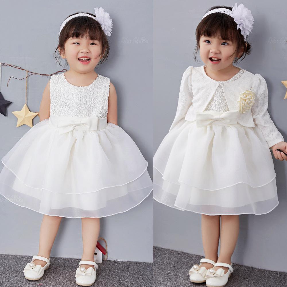 Sukienki z bolerkiem dla dziewczynek