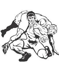 Image result for free clip art wrestling