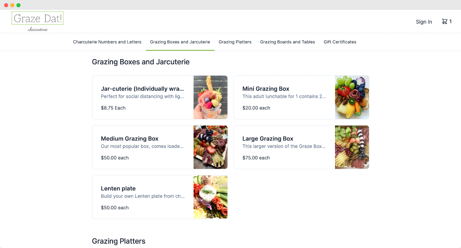 catering order automation honeycart